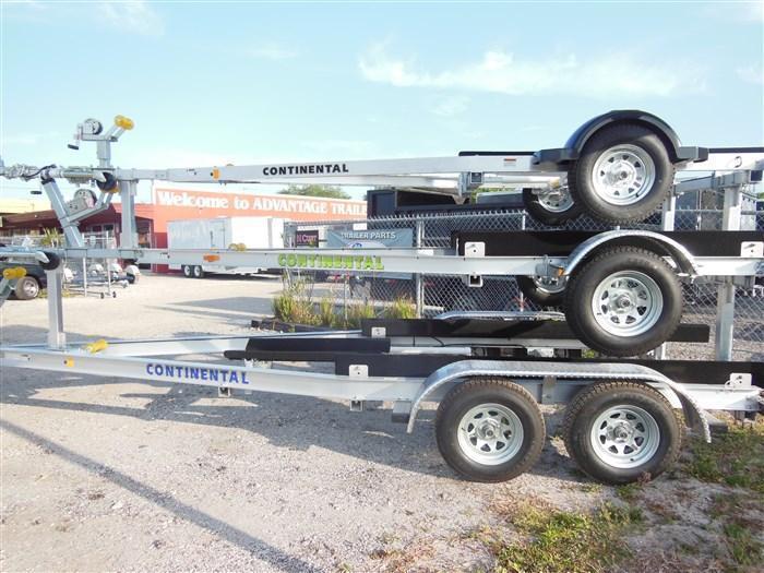 Continental Boat / Jet Ski / Canoe / Kayak Trailers - Starting at $595.00