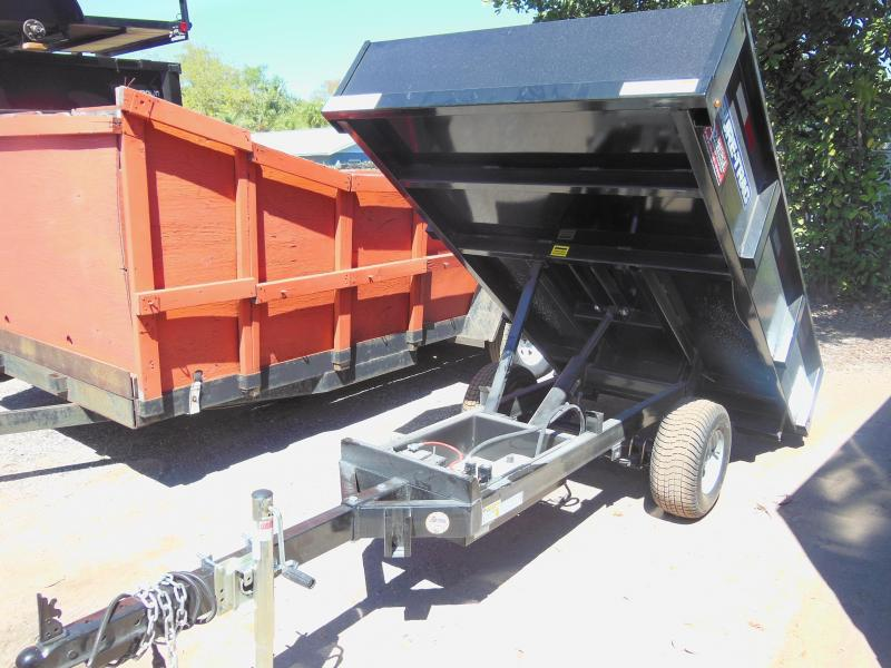 Sure-Trac 4.5 x 8 Dump Trailer in Ashburn, VA