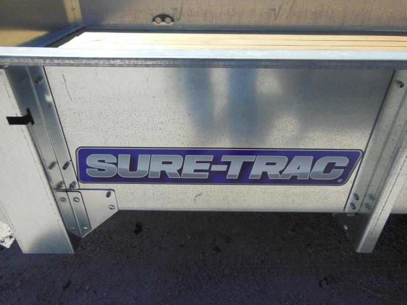 Sure-Trac 5 x 10 Galvanized High Side 3k Idler