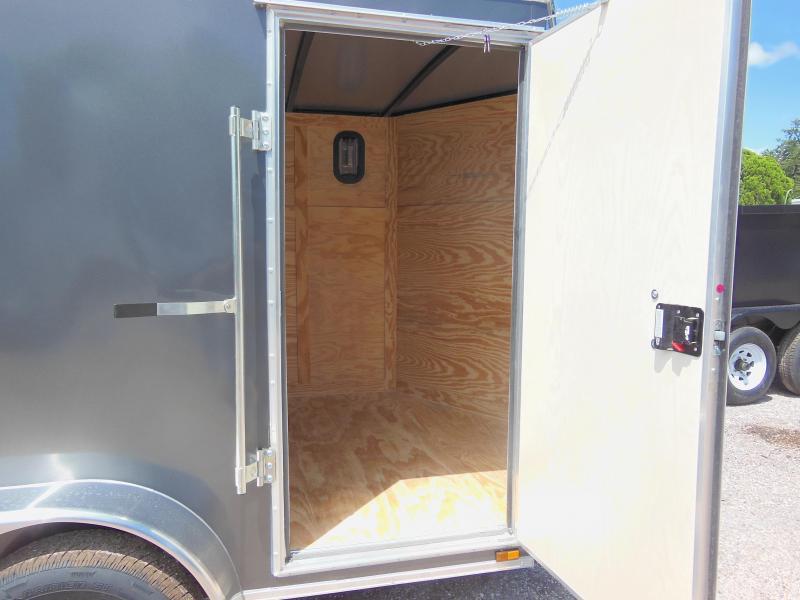 2020 Anvil 7 x 10 TA Enclosed Cargo Trailer