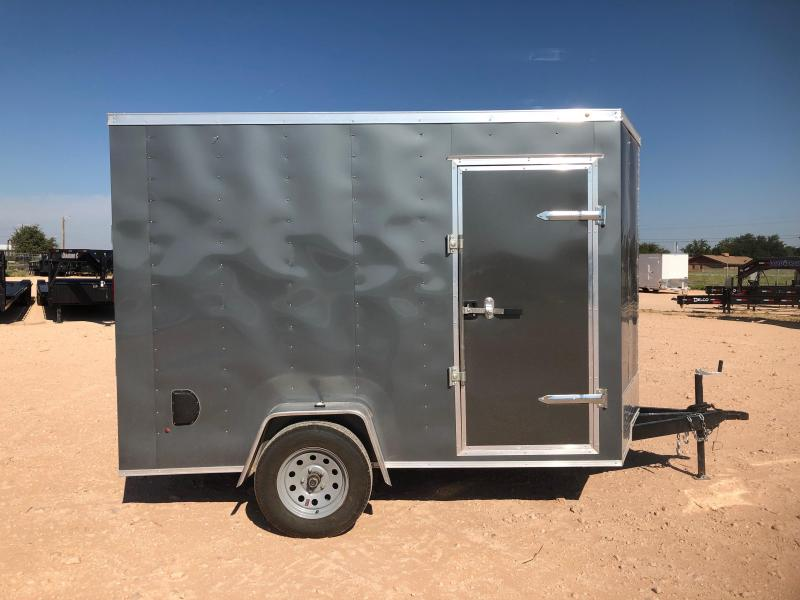 2019 Salvation Trailers 6X10 ENCLOSED Enclosed Cargo Trailer