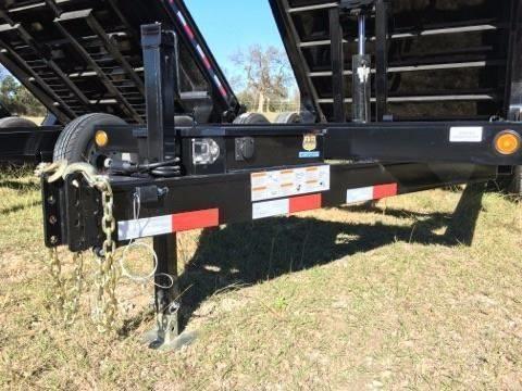 """2018 Load Trail 83"""" x 16' w/ Scissor Lift"""