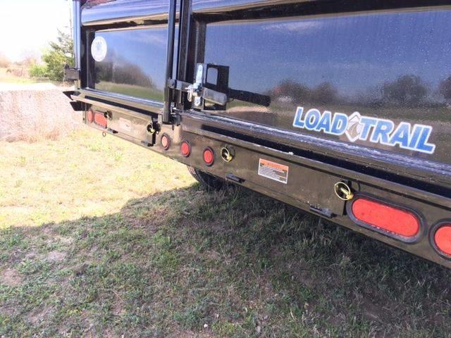 "2019 Load Trail 83"" x 14' Gooseneck w/ Scissor Lift"