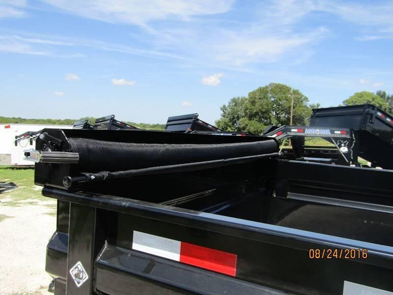 2019 Load Trail DT8312 14K Bumper Pull w/ Tarp Kit