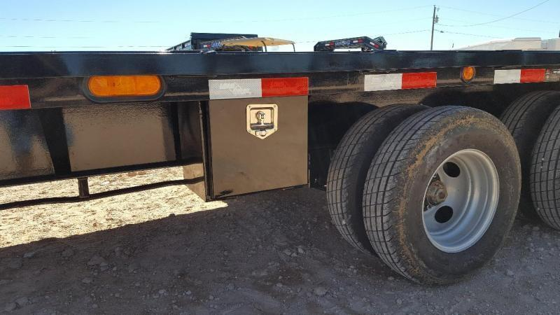 "2019 Load Trail 102"" X 40' Tandem Heavy Duty Gooseneck Equipment Trailer"