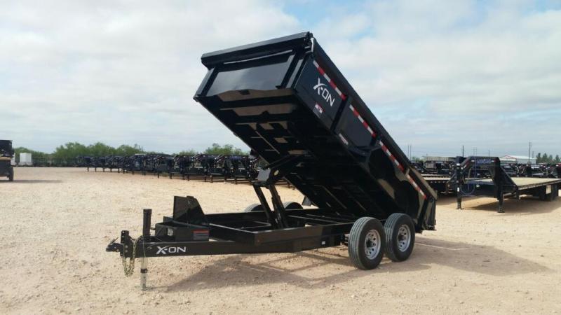 2018 X-On X-ON 83 x 14 DUMP TRAILER Dump Trailer