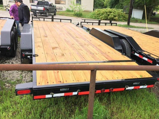 2018 Load Trail 83 x 20' 14k Equipment Trailer