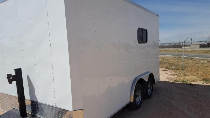 2019 Salvation Trailers 8.5 x 14' Office Trailer