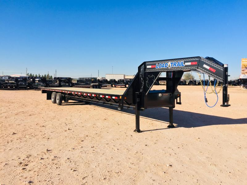 "2019 Load Trail 102""x40' Heavy Duty Gooseneck - Air Ride"