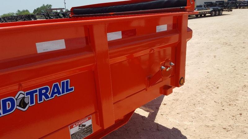 2018 Load Trail DT8314 14K Bumper Pull w/ Tarp Kit Dump Trailer