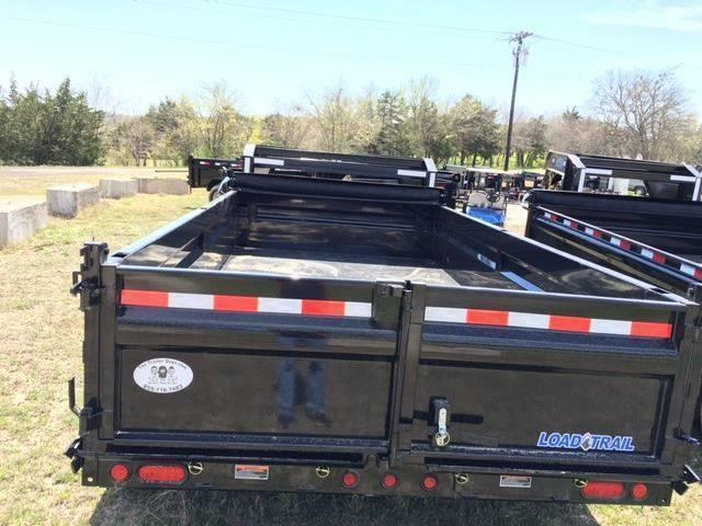 "2019 Load Trail 83"" x 14' Gooseneck w/ Scissor Lift"