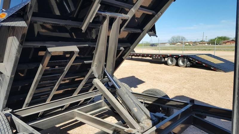 2018 Load Trail 12' Commercial Grade Gooseneck w/ Tarp Kit