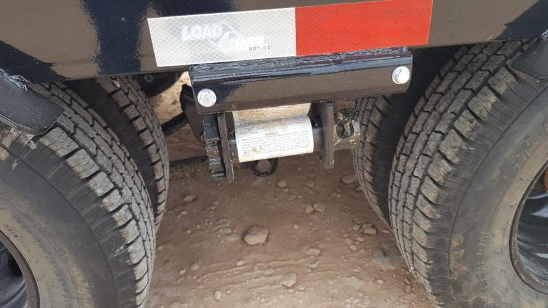 2019 Load Trail 40' Low Pro Gooseneck Ratchet Rail Max Ramps