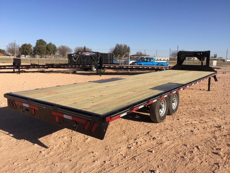 2019 Diamond C 26' Gooseneck 14K Straight Deck