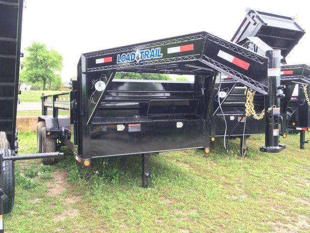 "2018 Load Trail 83"" x 12' - 14k Gooseneck Tarp Kit"