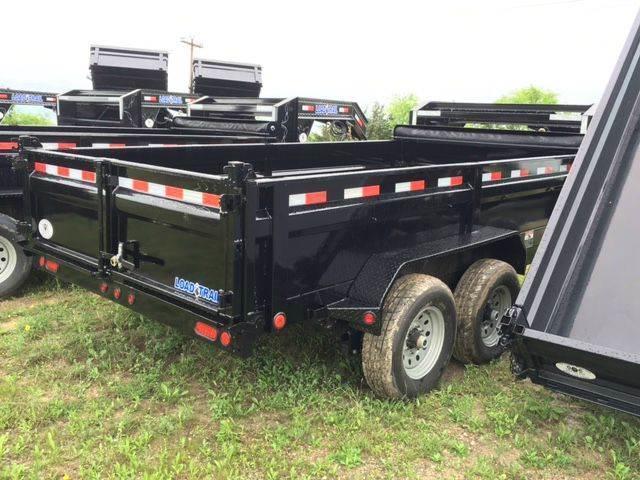 """2018 Load Trail 83"""" x 12' - 14k Gooseneck Tarp Kit"""