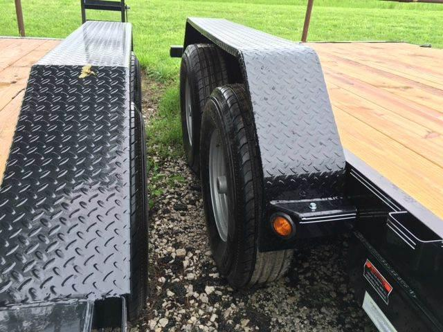 2019 Load Trail 83 x 18' 14k Equipment Trailer