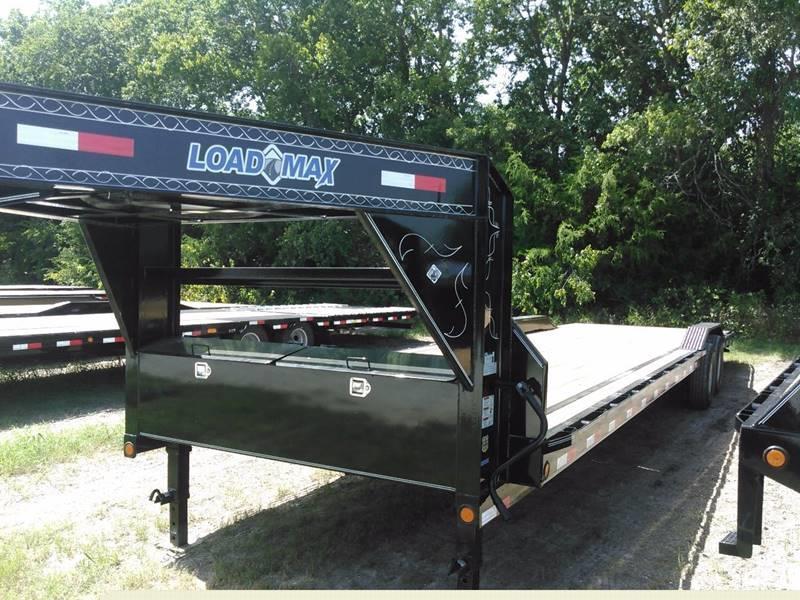 "2019 Load Trail 102"" X 30' Gooseneck Carhauler 14K"