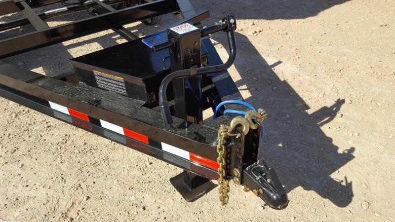 2018 Load Trail 14' Scissor Lift Dump Trailer