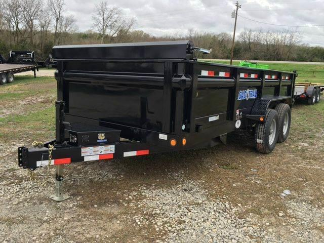 "2018 Load Trail 83"" x 14' - 14k Bumper Pull - Tarp Kit"
