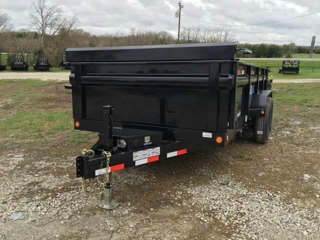 "2019 Load Trail 83"" x 14' - 14k Bumper Pull - Tarp Kit"