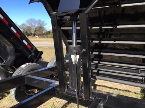 """2018 Load Trail 83"""" x 14' - 14k Bumper Pull - Tarp Kit"""