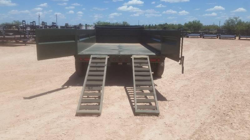 "2018 Load Trail 83""x 14' 14k Dump Trailer w/ Tarp Kit"