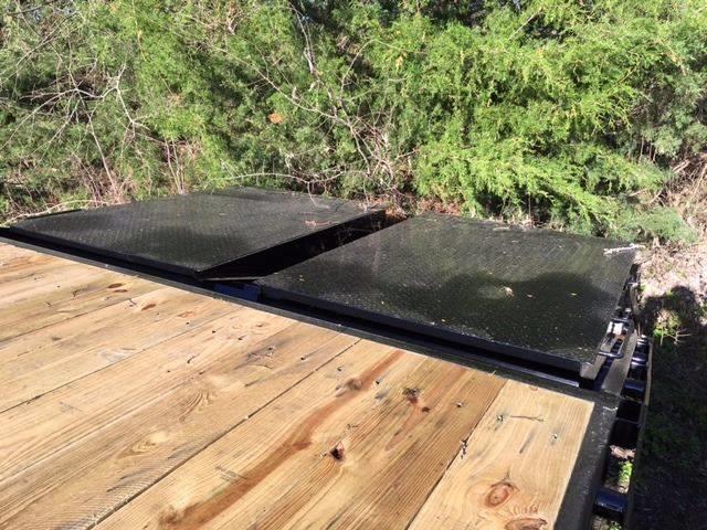 """2018 Load Trail 102""""x40' HD GN 2-12K Axle - Under Frame Bridge \ Multi Purpose Equipment Dove"""