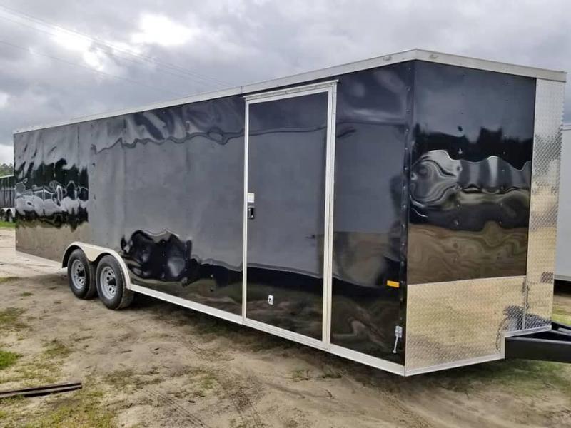 2019 Rock Solid Cargo TA 8.5X20
