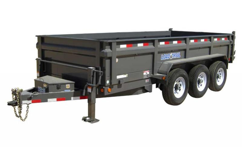 2019 Load Trail DT21 83 x 16 Dump Trailer