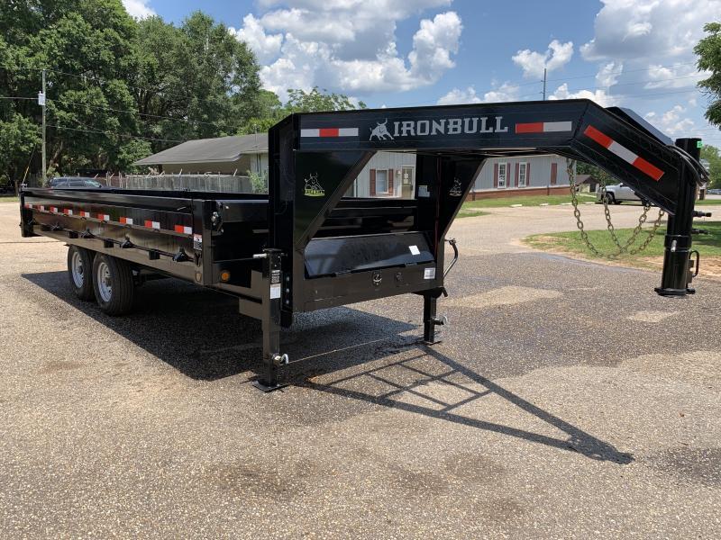 2019 Iron Bull 96x18 Dump Trailer Dump Trailer