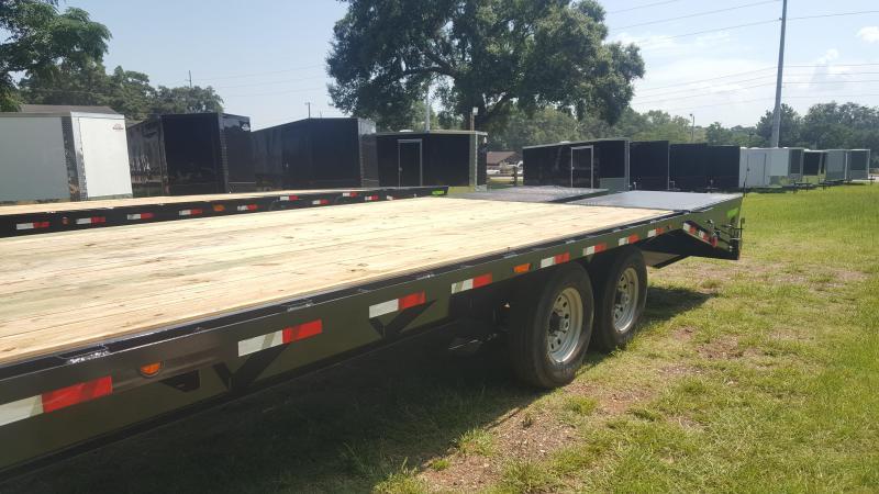 2019 Load Trail GH14 Heavy Duty 102 x 25 Equipment Trailer