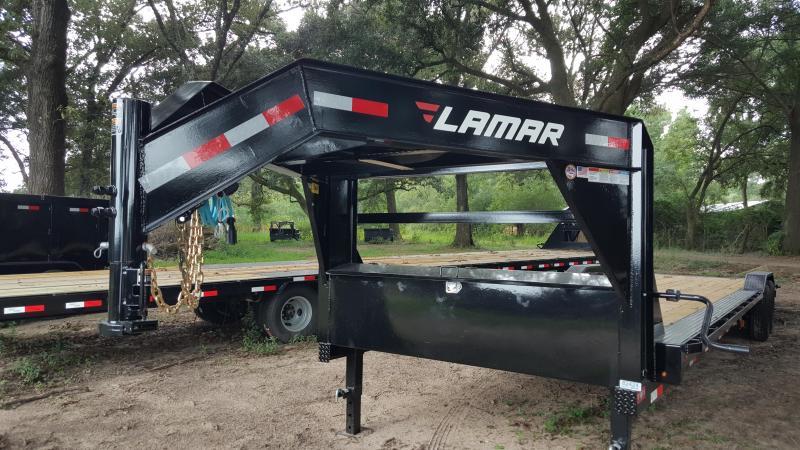 2019 Lamar Trailers 102X32 Equipment Trailer