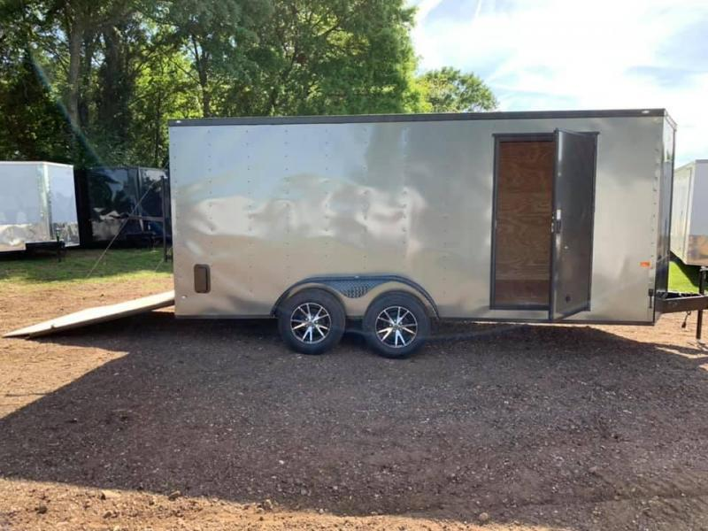 2019 Rock Solid Cargo TA 7X16