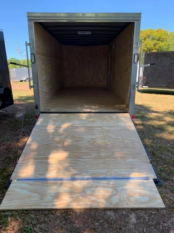 2019 Rock Solid Cargo 7x16 Enclosed Cargo Trailer