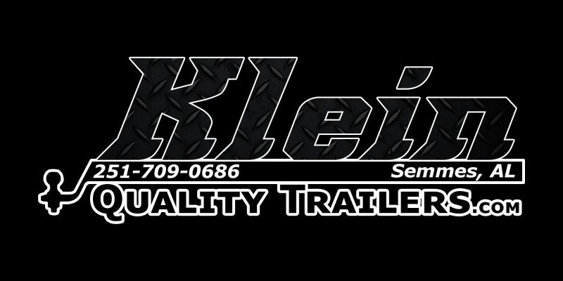 2019 Bye Rite 7x16 Tandem Axle Utility Trailer