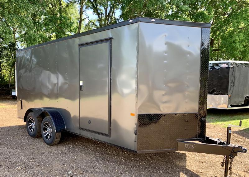 2019 Rock Solid Cargo TA 7X16