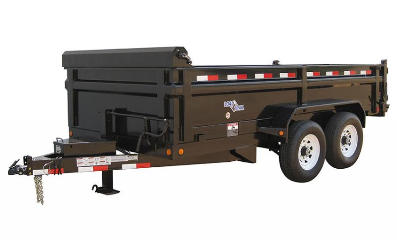 2019 Load Trail DT14 83 x 14 Dump Trailer
