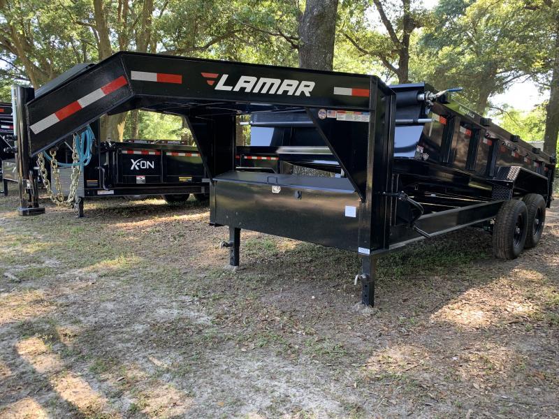 2019 Lamar Trailers DT 83X16