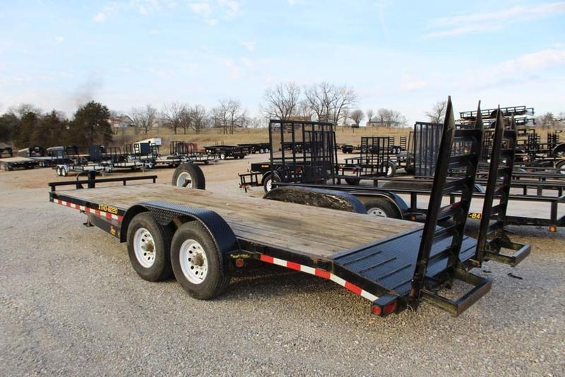 2012 Used Doolittle Trailers Xtreme Trailer