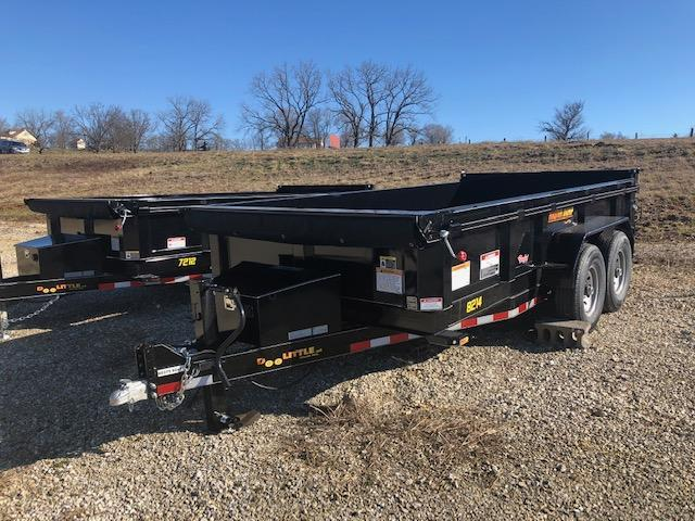 2019 Doolittle Trailers 82x14 Masterdump