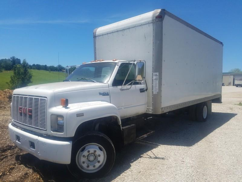 1992 GMC Used Truck