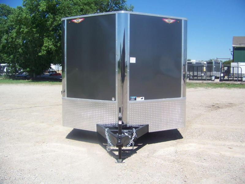 2018 H and H Trailer H10120FTCHV-100 Carhauler Trailer