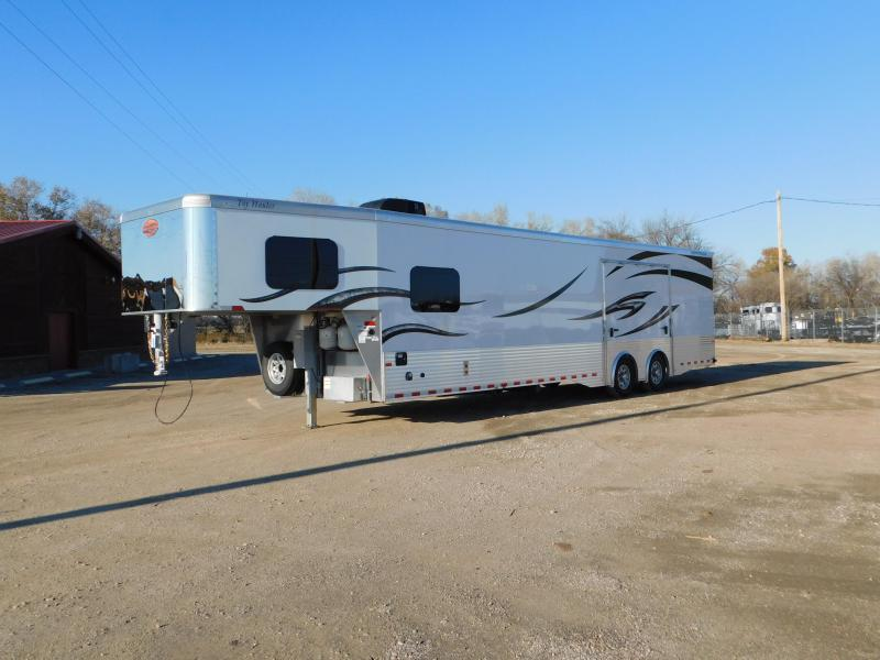 2019 Sundowner 1786GM 40' Toy/Car Hauler w/LQ