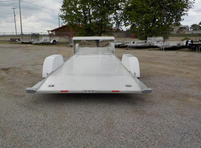 2020 Sundowner Trailers Ultra22BP Open Car / Racing Trailer