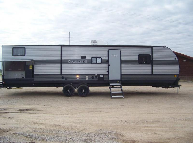 2019 Forest River Salem 33TS Travel Trailer