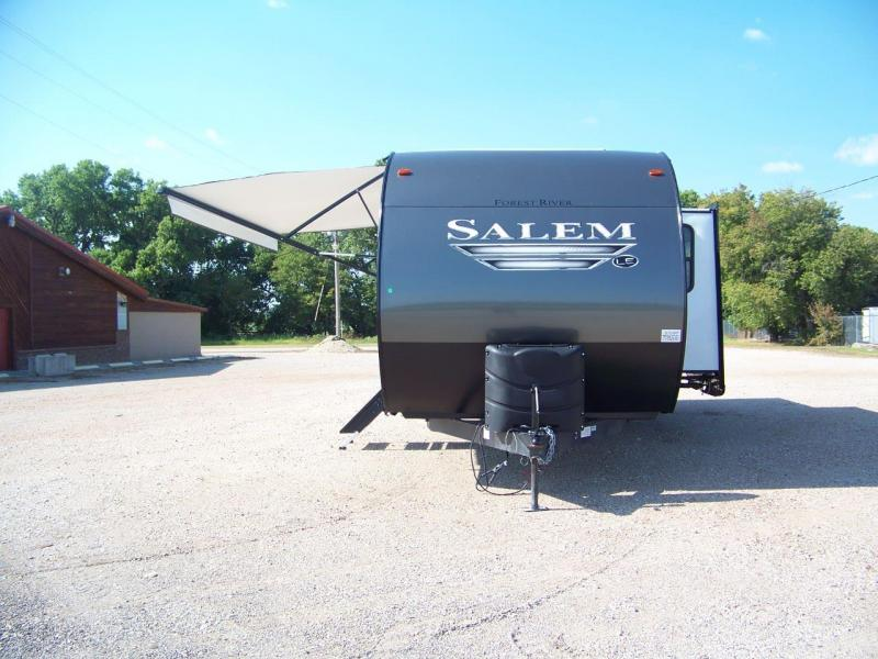 2019 Forest River Salem 26DBLE