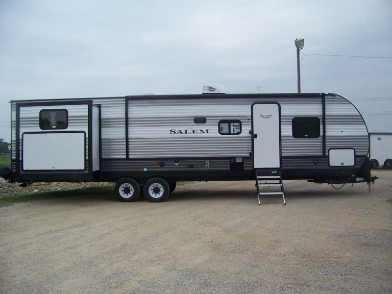 2019 Forest River Inc. Salem 31KQBTS Travel Trailer