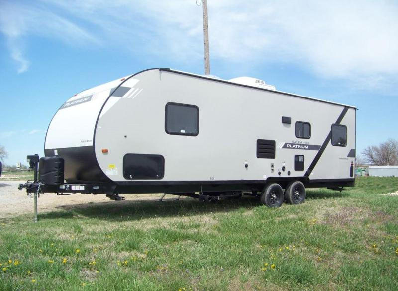 2020 Forest River SALEM FSX 260RT Toy Hauler Travel Trailer