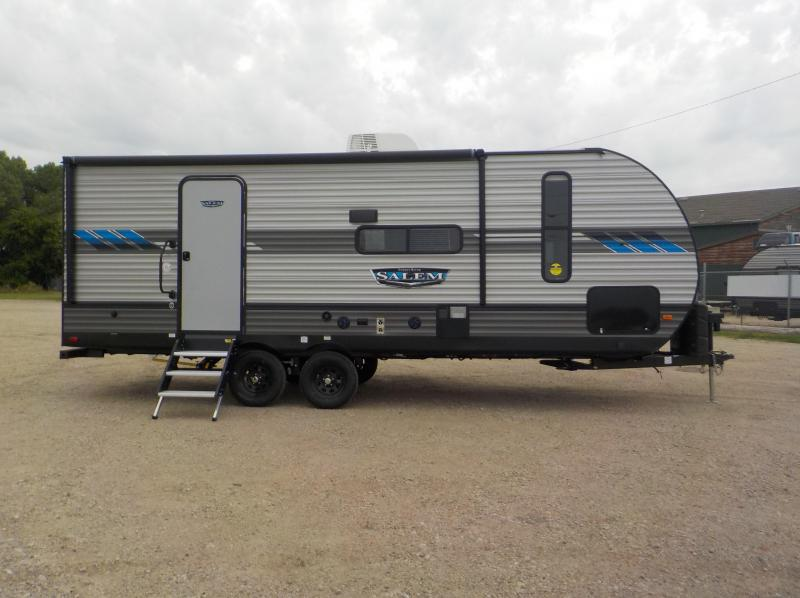 2020 Forest River Salem 22RBS Travel Trailer RV